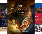 Advent and Christmas book images