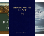 Lenten Reading book images