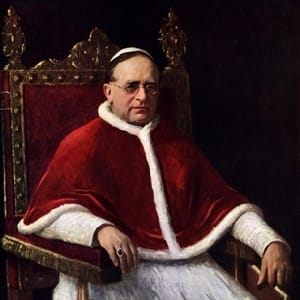 Pope Pius XI photo
