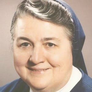 Sr. Mary Rose McGeady photo