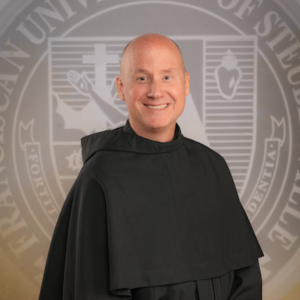 Fr. Dave Pivonka T.O.R. photo