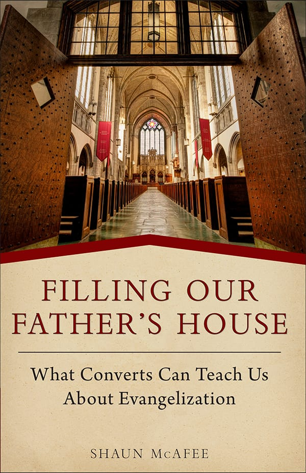 Filling Our Father's House book cover