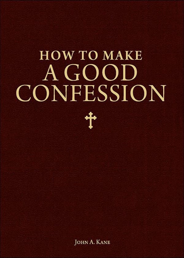 How to Make a Good Confession