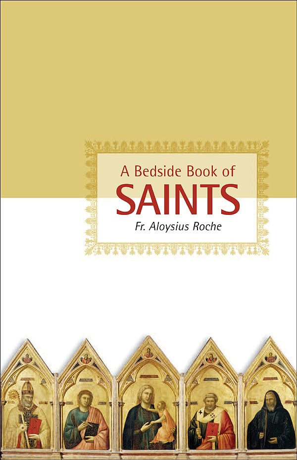 Bedside Book of Saints, A