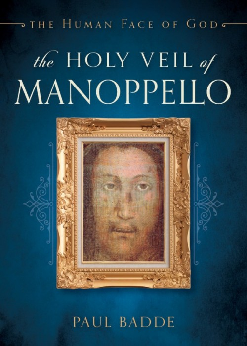 Holy Veil of Manoppello book cover