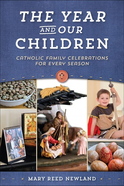 Year and Our Children, The book cover