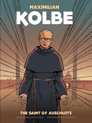 Maximilian Kolbe book cover