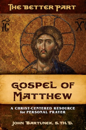 The Better Part: The Gospel of Matthew book cover