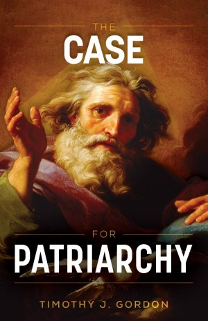 The Case for Patriarchy book cover