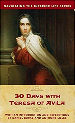 30 Days with Teresa of Avila book cover
