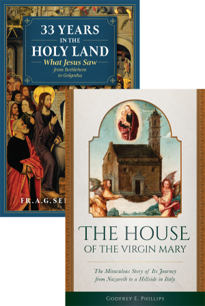 33 Years in the Holy Land Set book cover