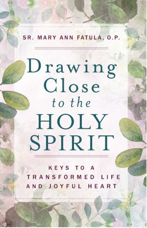 Drawing Close to the Holy Spirit book cover