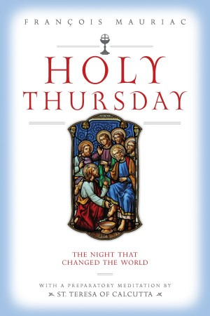 Holy Thursday book cover