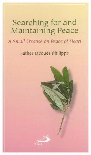 Searching For and Maintaining Peace book cover