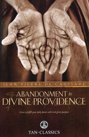 Abandonment to Divine Providence book cover