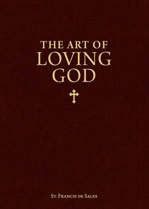 Art of Loving God, The book cover