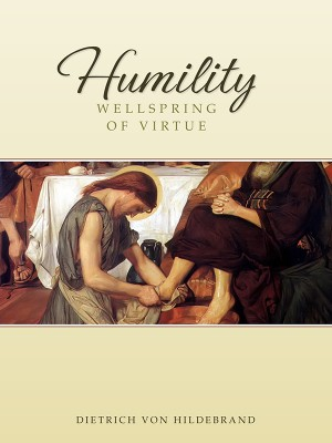 Humility: Wellspring of Virtue book cover