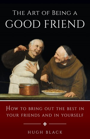Art of Being a Good Friend book cover