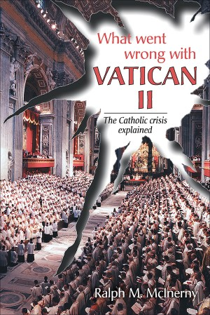 What Went Wrong With Vatican II book cover