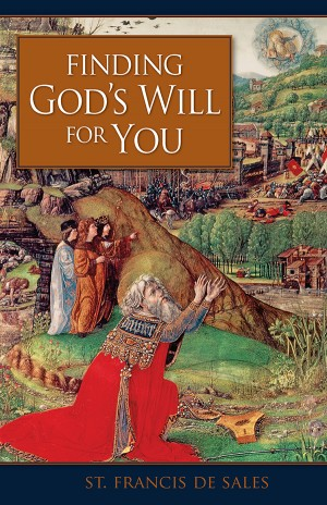 Finding God's Will for You book cover