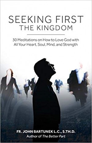 Seeking First the Kingdom book cover