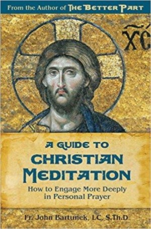 Guide to Christian Meditation book cover