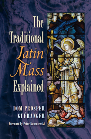 The Traditional Latin Mass Explained book cover
