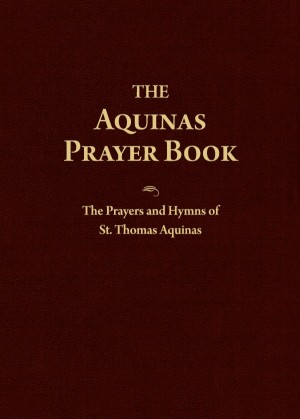 The Aquinas Prayer Book book cover