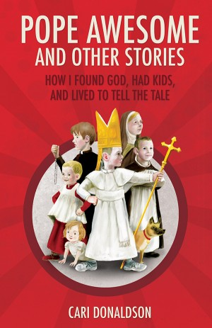 Pope Awesome and Other Stories book cover