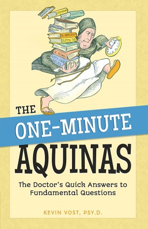 The One-Minute Aquinas book cover
