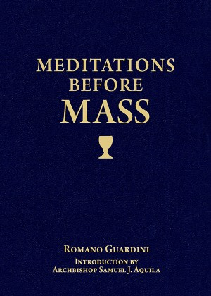 Meditations Before Mass book cover