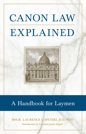 Canon Law Explained book cover