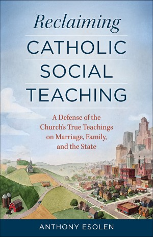 Reclaiming Catholic Social Teaching book cover