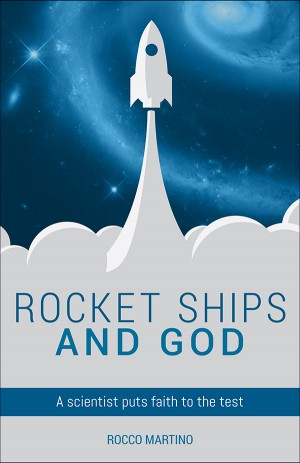 Rocket Ships and God book cover