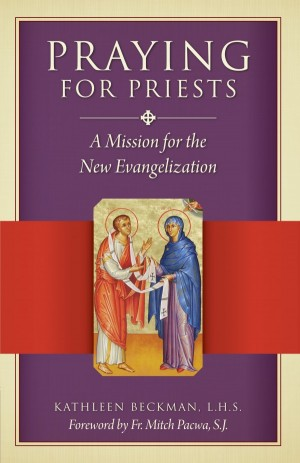 Praying for Priests book cover