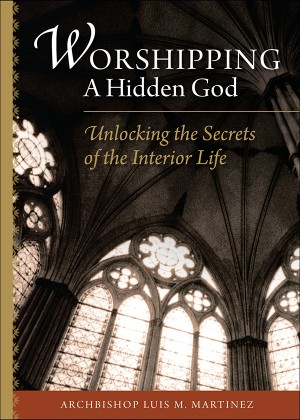 Worshipping a Hidden God book cover