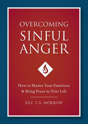 Overcoming Sinful Anger book cover
