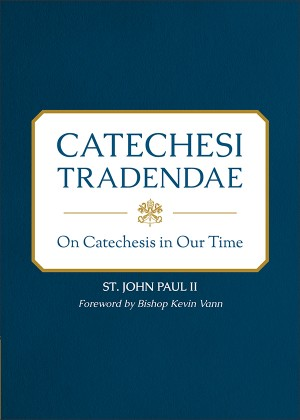 Catechesi Tradendae book cover