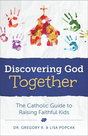 Discovering God Together book cover