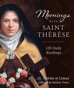 Mornings with Saint Therese book cover