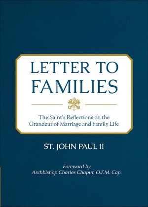 Letter to Families book cover