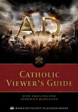 A.D. Catholic Viewer's Guide book cover