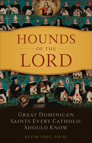 Hounds of the Lord book cover