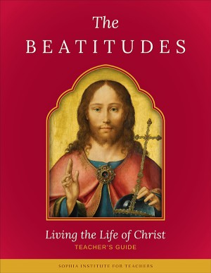Beatitudes Teachers' Guide book cover