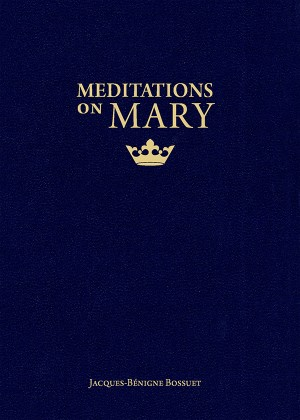 Meditations on Mary book cover