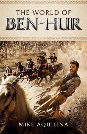 World of Ben Hur, The book cover