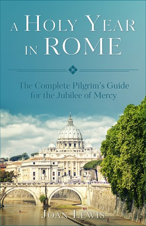 A Holy Year in Rome book cover
