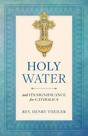 Holy Water book cover