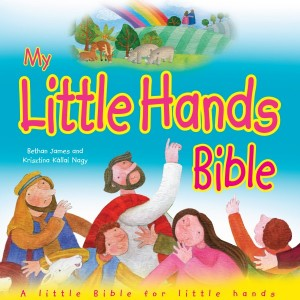 My Little Hands Bible book cover