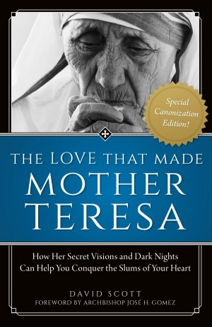Love That Made Mother Teresa book cover